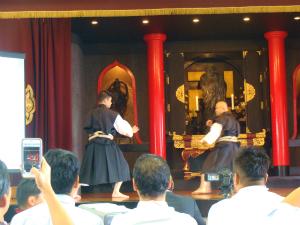9月例会(第33回四国ブロック大会多度津大会視察)
