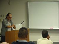 ふるさと納税研修会・研修室会議