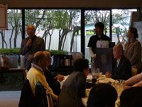 玉野商工会議所女性会・青年部30周年記念事業ゴルフ大会